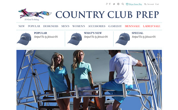 Country Club Prep